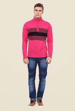 Yepme Pink Adrian Sweater