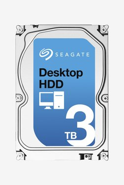 Seagate 3 TB Internal Hard Disk (Silver)
