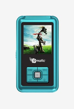 Ematic 4 GB Video Mp3 Player (Blue)