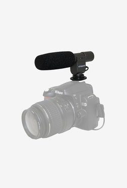 Polaroid Pro Shotgun Microphone for Panasonic Lumix (Black)
