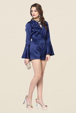 Yepme Ellen Blue Party Jumpsuit