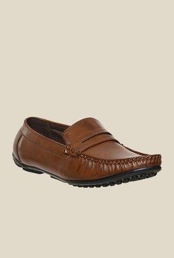 Bruno Manetti Tan Casual Loafers - Mp000000000298535
