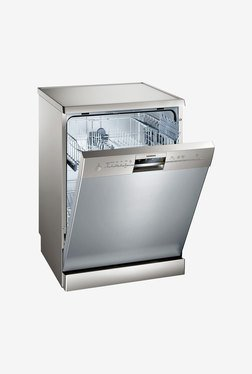 Siemens SN26L800IN Dishwasher With 12 Place Setting (Silver)