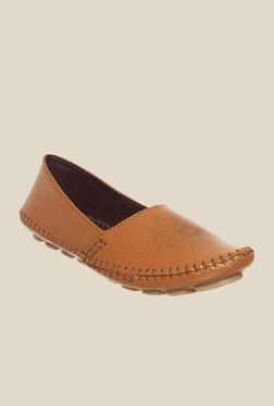 Bruno Manetti Tan Casual Loafers