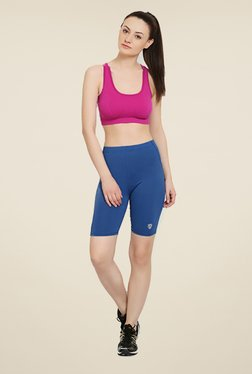 Armr Blue Sports Shorts