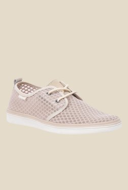 Spunk Milano Beige Casual Shoes