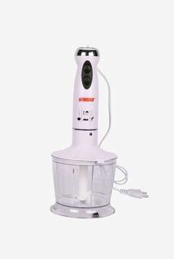 Spherehot HB02 Hand Blender With Chopper (White)