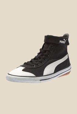 Puma 917 Mid DP Black & White Sneakers