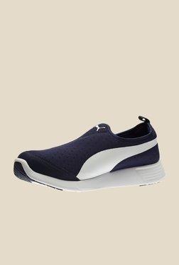 Puma ST Trainer Evo Peacoat & White Sneakers