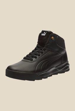 Puma Desierto L Black Sneakers