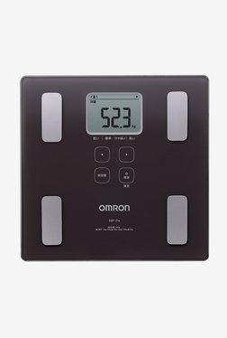 Omron HBF-212 Body Composition Monitor (Black)