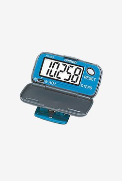 Omron HJ-005 Step Counter Pedometer (Blue)