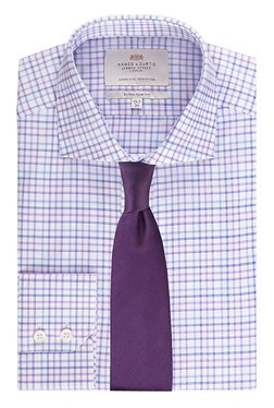 Hawes & Curties Multicolor Checks Shirt