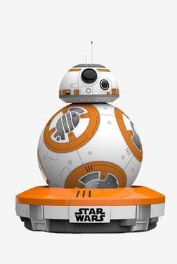 Sphero BB-8 App-Enabled Droid (White & Orange)