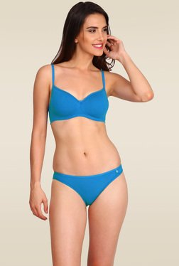 Jockey Princess Blue Non-wired Padded Bra - 1723