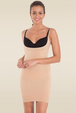 Jockey Iced Frappe Seamless Shaping Open Bust Slip - 6707