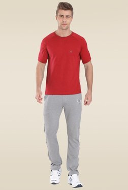 Jockey Team Red Performance Tee - SP24