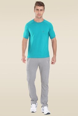 Jockey Caribbean Turq Performance Tee - SP24