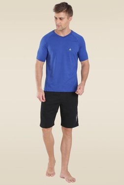 Jockey Black Performance Shorts - SP26