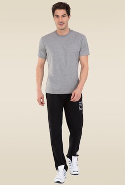 bb01bd6ea01c1 Jockey Grey Melange Sport T-Shirt - 2714