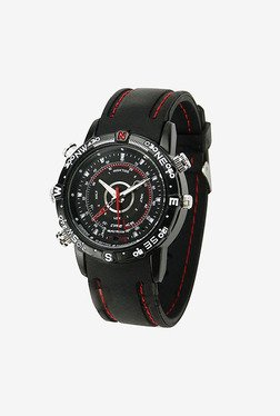 Callmate Analog Watch (Black)