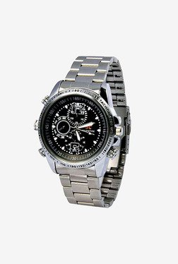 Callmate Analog Watch (Silver)