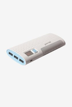 Callmate PBG10400WH 10400 MAh Power Bank (White)