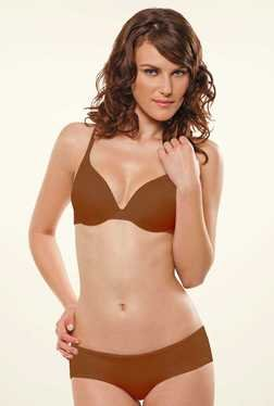 Bwitch Brown Seamless Bra