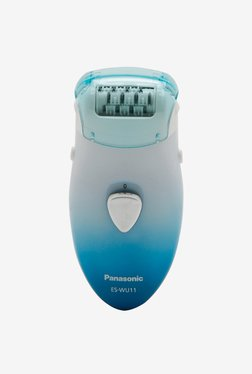 Panasonic ES-WU11 Epilator for Women (Turquoise)