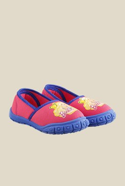Barbie Pink & Blue Casual Shoes