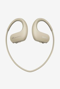 Sony NW-WS413 4 GB MP3 Player (Beige)