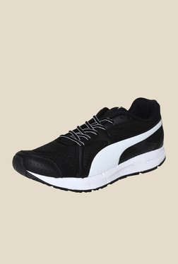 Puma Axis Evo Mesh DP Black & White Sneakers