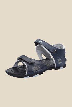 Puma Vesuvius DP Surf The Web & Grey Floater Sandals
