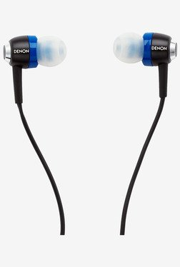 Denon AHC 100 Buem Lifestyle Headphones (Black)