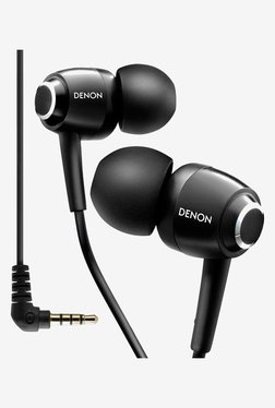 Denon AH-C560 Stereo Headphones (Black)
