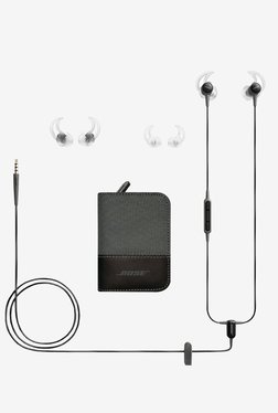 Bose SoundTrue Ultra In the Ear Headphones (Charcoal Black)