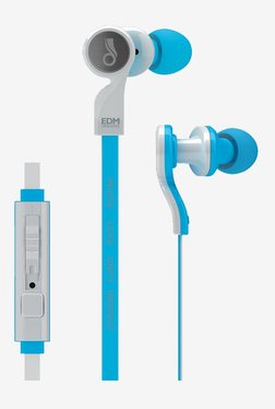 MEE Audio EDM Universe D1P In The Ear Headphone (Peace/Blue)