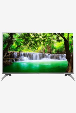 Panasonic TH-49D450D 123 cm Full HD LED IPS TV (Silver)