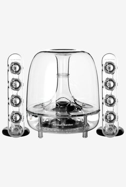 Harman Kardon Soundsticks Wireless 2.1 Speaker (Black)