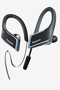 Panasonic RP-BTS50-K In The Ear Headphone (Black)