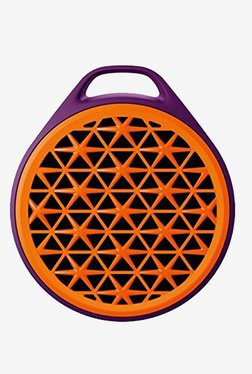 Logitech X50 Bluetooth Wireless Speaker (Purple/Orange)