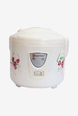 Russell Hobbs RRC18CT 1.8 L 700 Watt Rice Cooker (White)