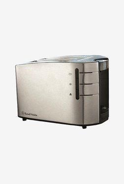 Russell Hobbs 13973 950 W 2 Slice Pop Up Toaster (Silver)
