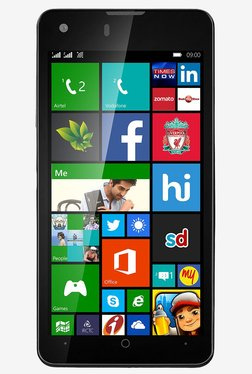 Xolo Win Q900S IPS LCD Capacitive Touchscreen (Black)