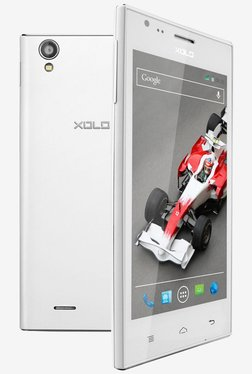 Xolo A600 with qHD Capacitive Touchscreen 4.5-inch (White)
