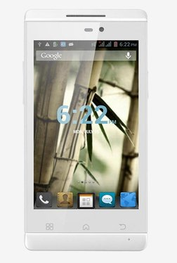 XOLO A500s IPS 5MP primary camera Smart Phone (White)