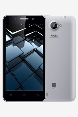 iBall 5k Panther 8MP Octa Core Processor (Silver)