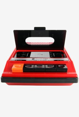 THUMBS UP  Tape Recorder Speaker with Micro USB (Red)