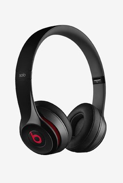 Beats B0518 BLK On-Ear Headphones (Black)