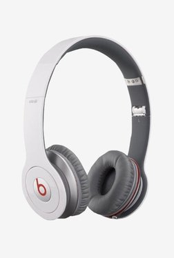 Beats By Dr. Dre BTS ON SOLOHD On-Ear Headphone (White)